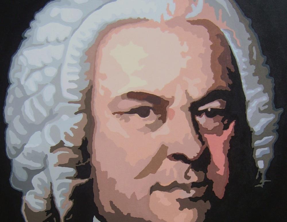 Music Monday 6 – Johann Sebastian Bach
