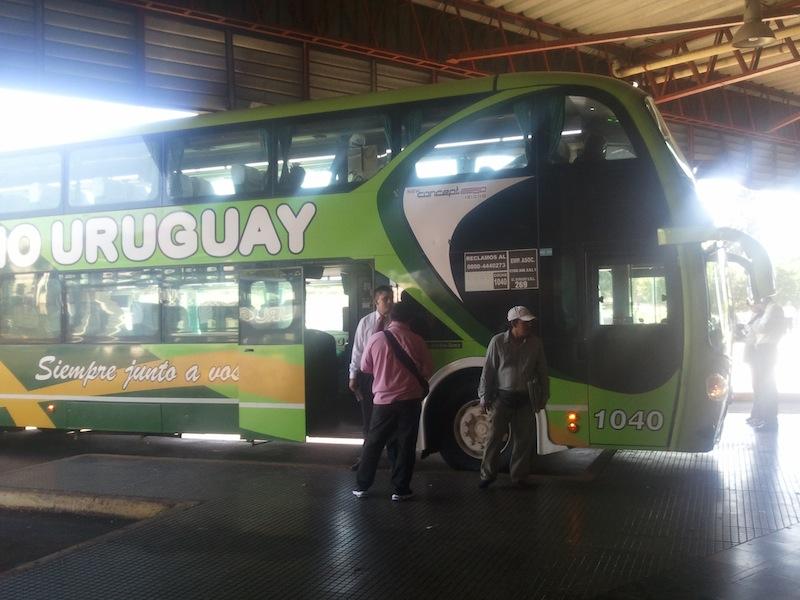 Bus nach Monte Carlo