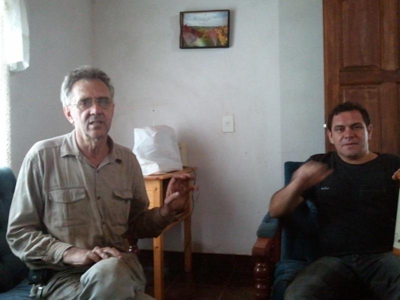 Hepi und Andrés
