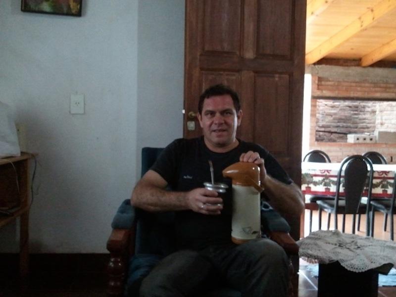 Andrés, Pastor einer Gemeinde in Monte Carlo