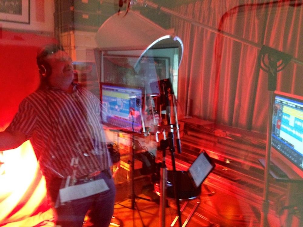 Doppelte POWER im Studio