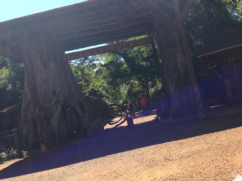 La Aripuca theme park - Puerto Iguazú, Misiones