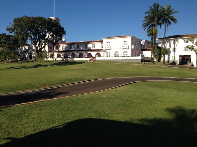 Belmond Hotel, Iguazú, Brasilianische Seite