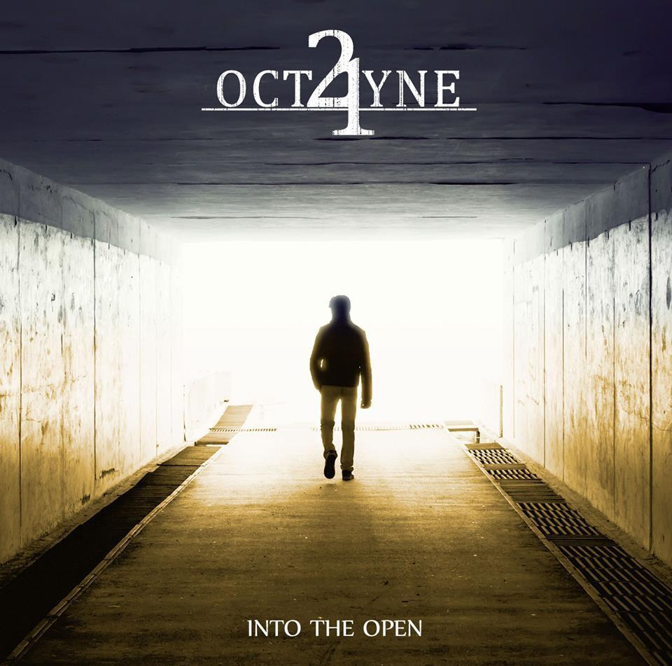 21 OCTAYNE Album INTO THE OPEN