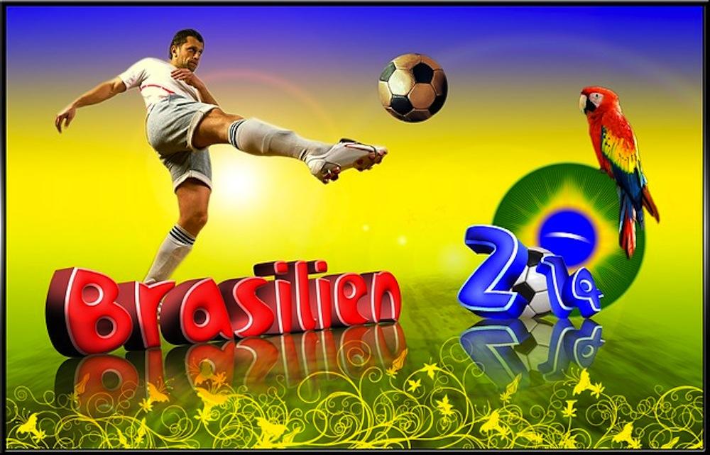 Der WM-Song für den Weltmeistertitel: 2 0 1 4  (Zwei Null Eins Vier)