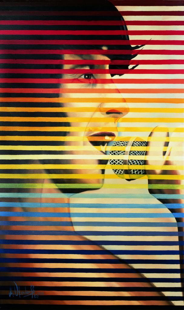 Bon Scott ACDC - Ohlendorff Art