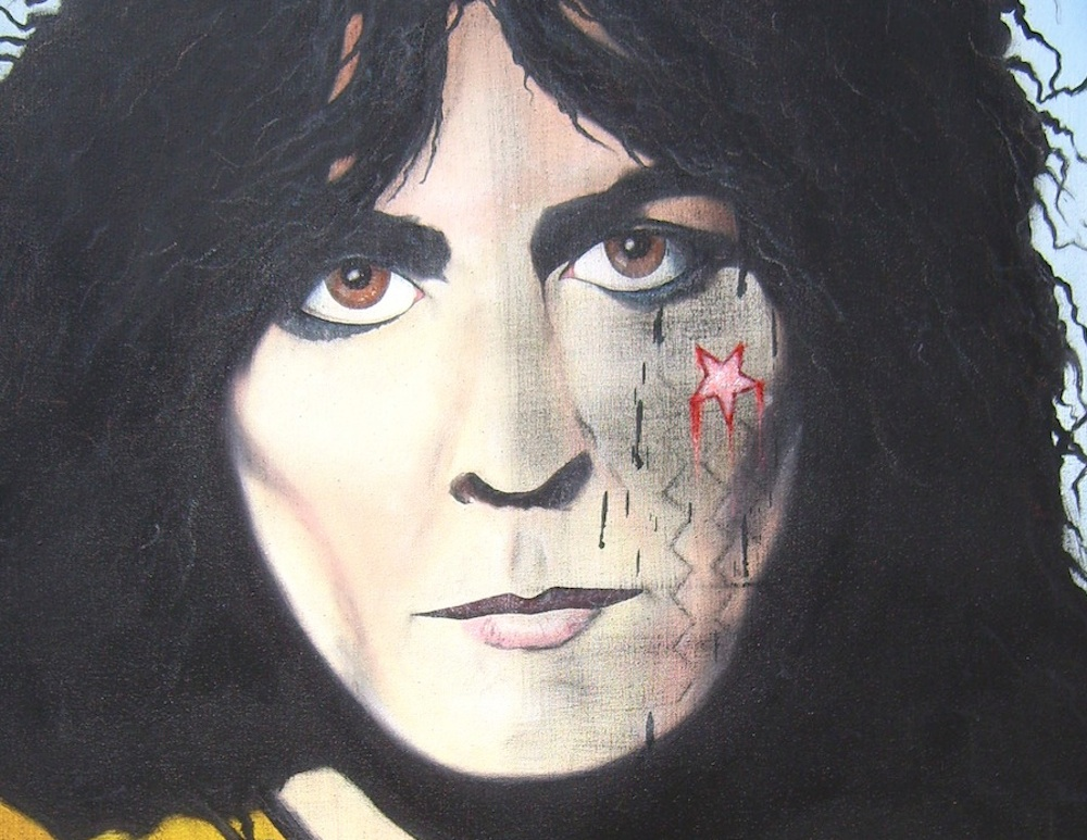 Music Monday 26 – Marc Bolan