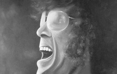 Alexis Korner – englischer Blues-Musiker