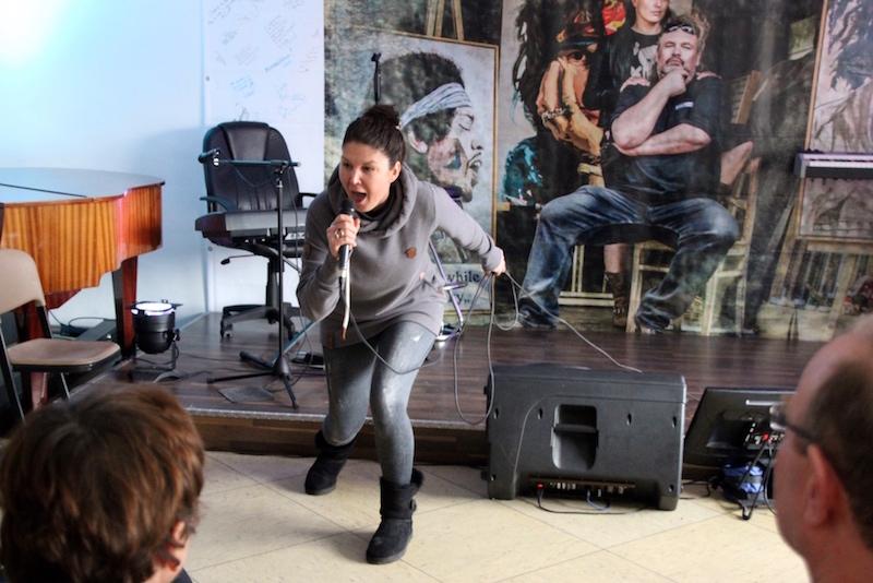 Gesangsausbildung Hamburg: Jana