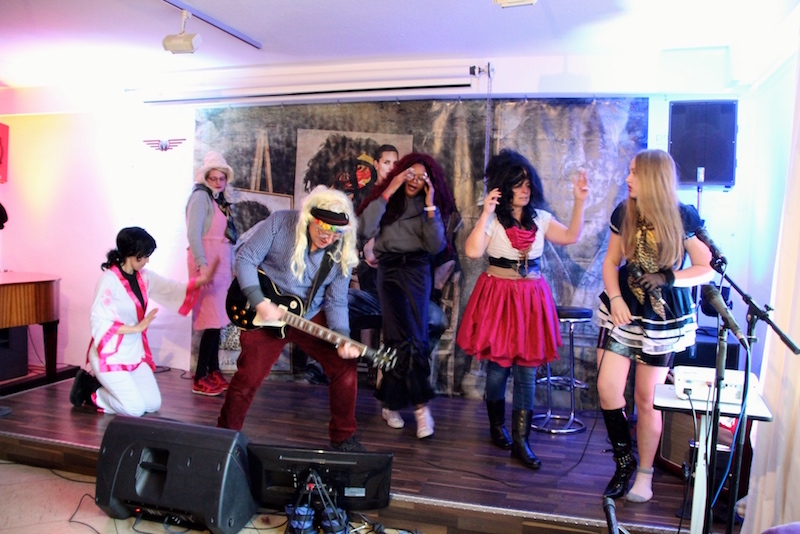 Gesangsausbildung Hamburg: Rockoper