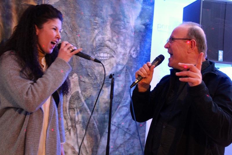 Gesangsausbildung Hamburg: Jana und Dieter