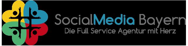 Social Media Bayern Logo