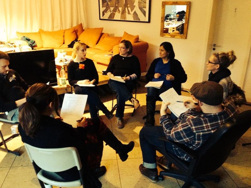 Gruppenarbeit - Wir plane ich einen Gesangsworkshop