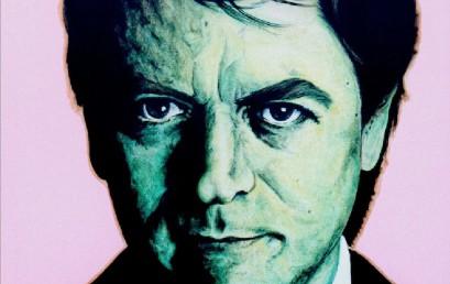 Sein größter Hit Addicted To Love brachte Robert Palmer einen Grammy ein!
