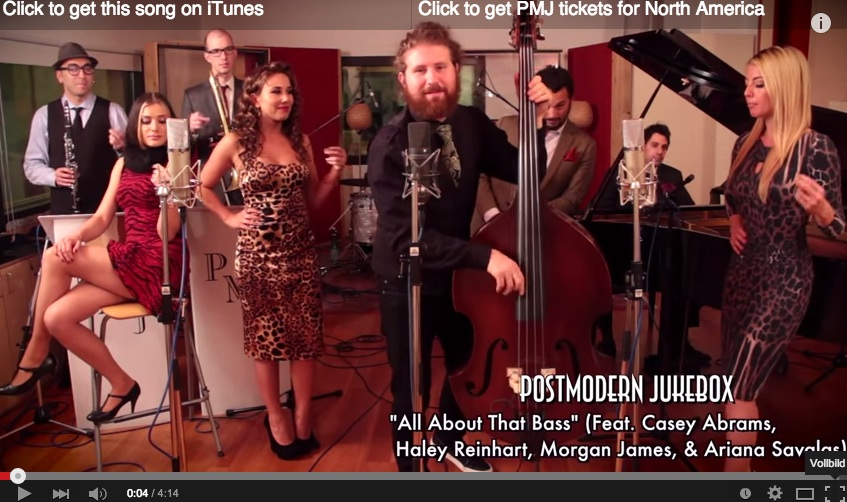 All About That Bass von Postmodern Jukebox