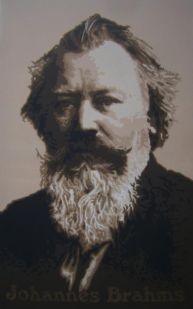 Johannes Brahms Ohlendorff Art