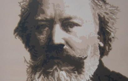 Johannes Brahms gilt als einer der bedeutendsten Komponisten der zweiten Hälfte des 19. Jahrhunderts.