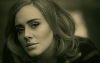 Frau Wehmut (Adele) ist zurück!