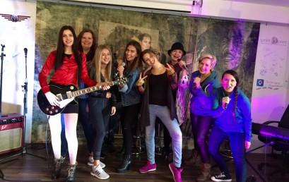 Start der Sängerausbildung