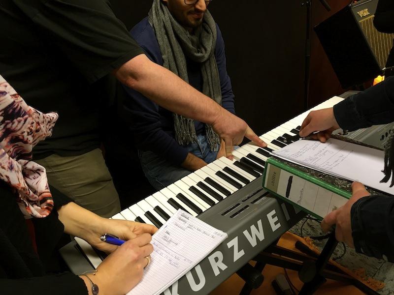 """Mein """"bester Freund"""", das Piano :)"""
