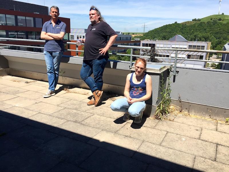 Über den Dächern Stuttgarts
