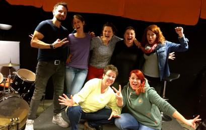 Sängerausbildung in Stuttgart – Teil 1 – November 2016