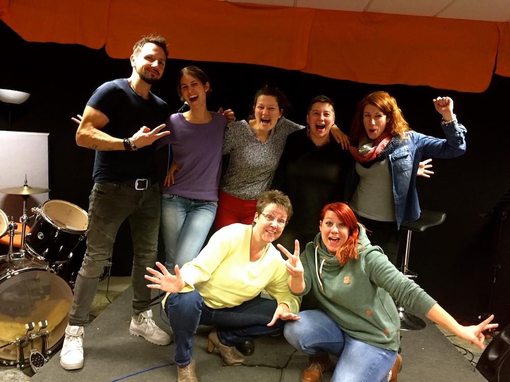Los geht´s – Ausbildung zum Vocalcoach