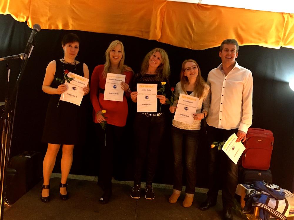 Sängerausbildung in Stuttgart – Teil 6 – Oktober 2016