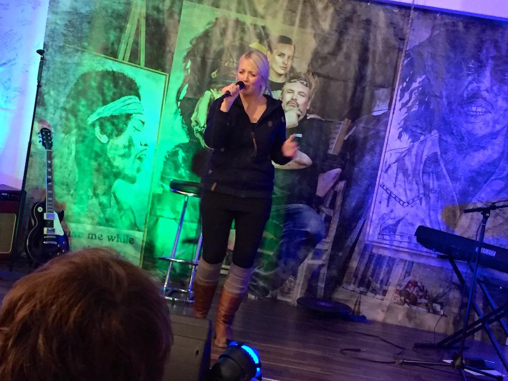 Gesangsaubsildung in Jesteburg – Teil 2 – Dezember 2016