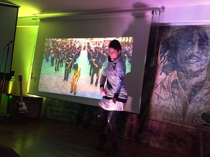 Jana performt Michael Jackson