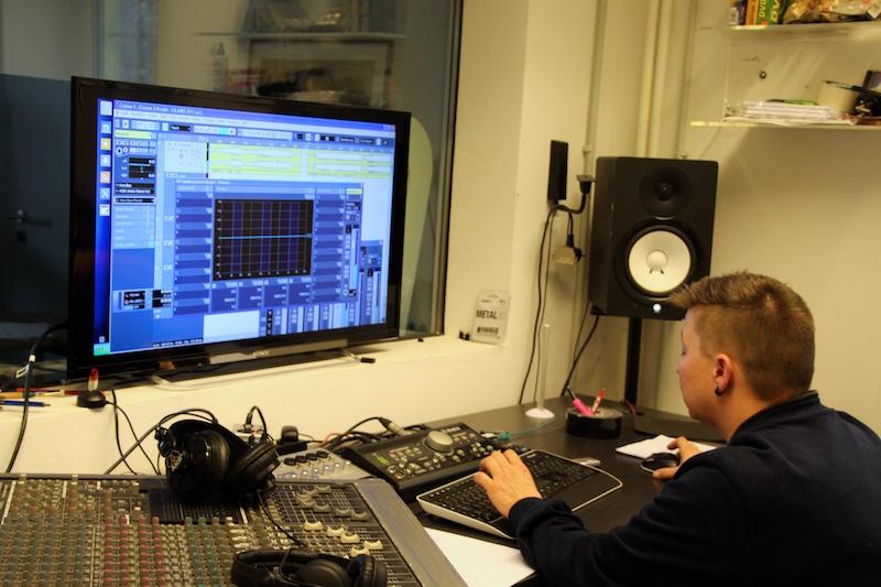 Ausbildung zum Vocalcoach: Kit und Cubase