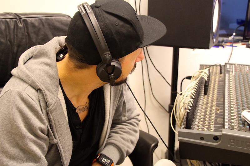Ausbildung zum Vocalcoach: Studioarbeit
