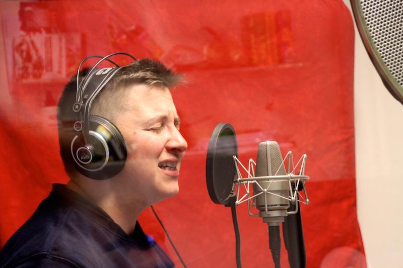 Ausbildung zum Vocalcoach: Studioarbeit Kit
