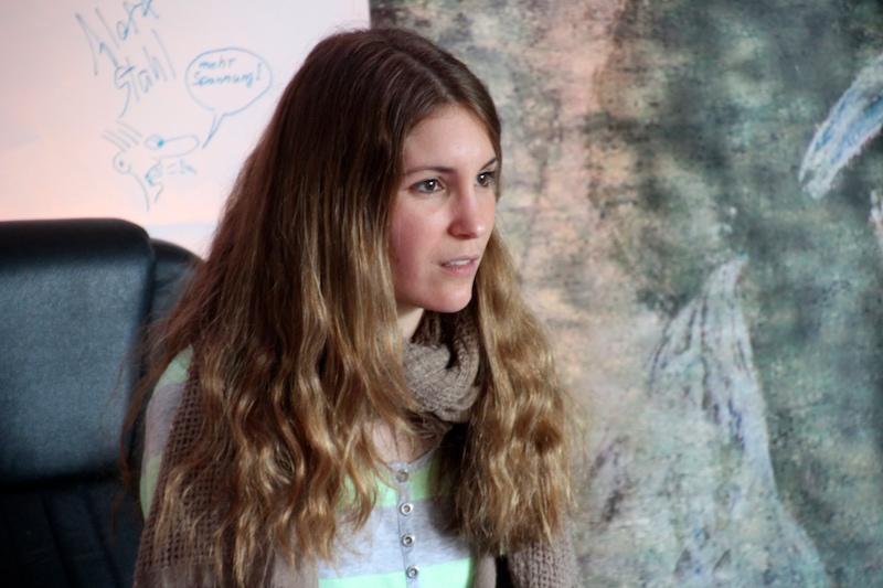 Ausbildung zum Vocalcoach: Chrissie