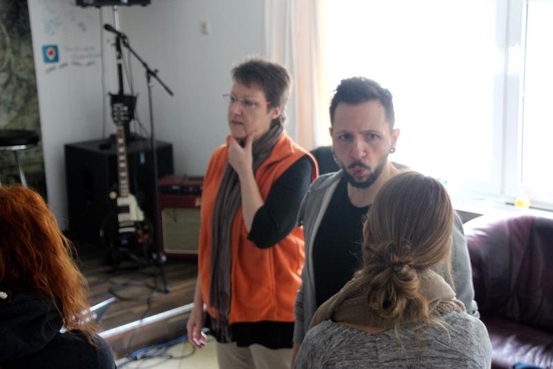 Ausbildung zum Voalcoach: Unterricht