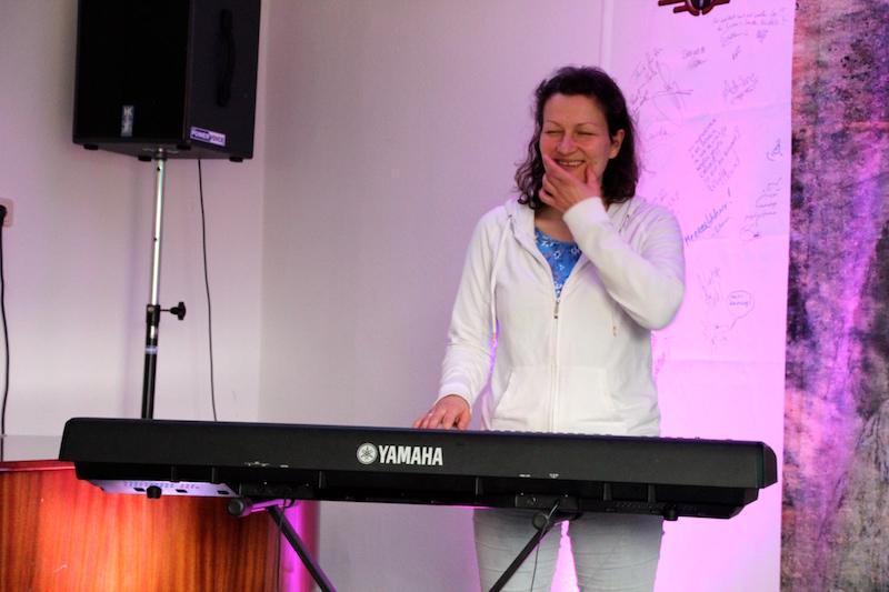 Ausbildung zum Vocalcoach: Sandra