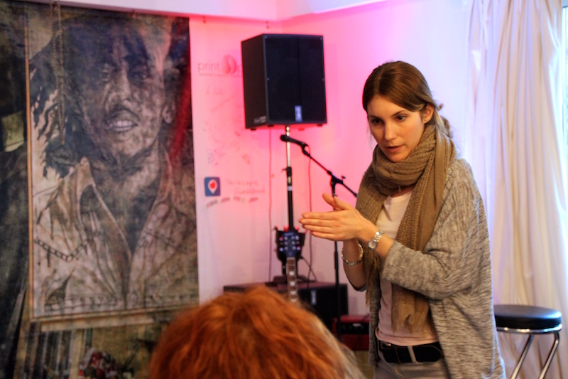 Ausbildung zum Vocalcoach: Workshopsituation