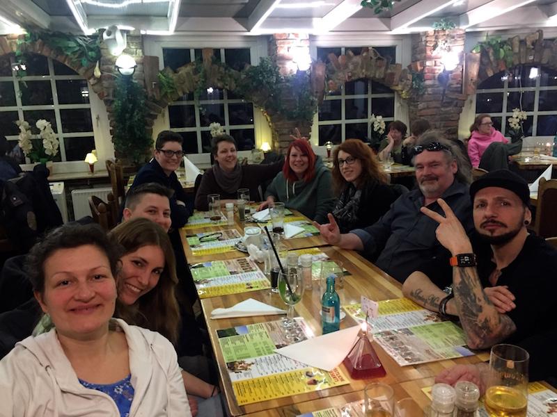 Ausbildung zum Vocalcoach: Gruppenbild