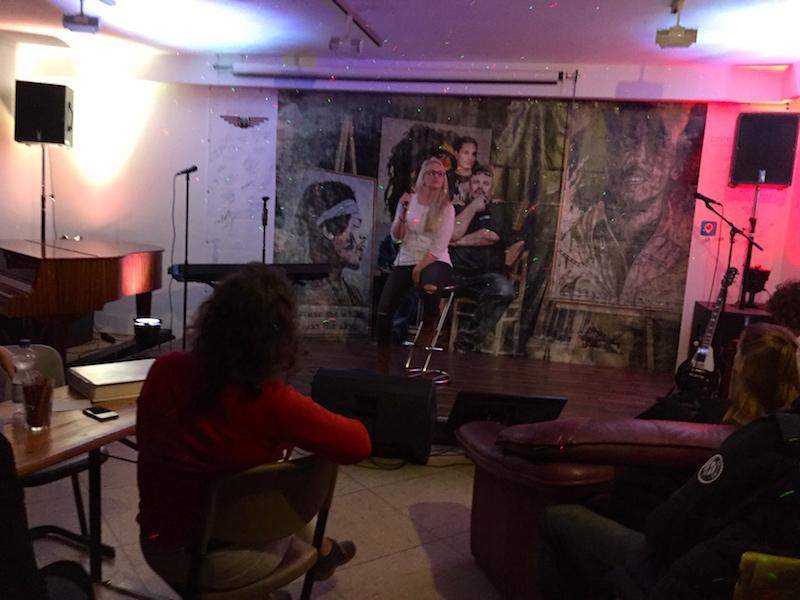 Gesangsausbildung POWERVOICE: Open Stage