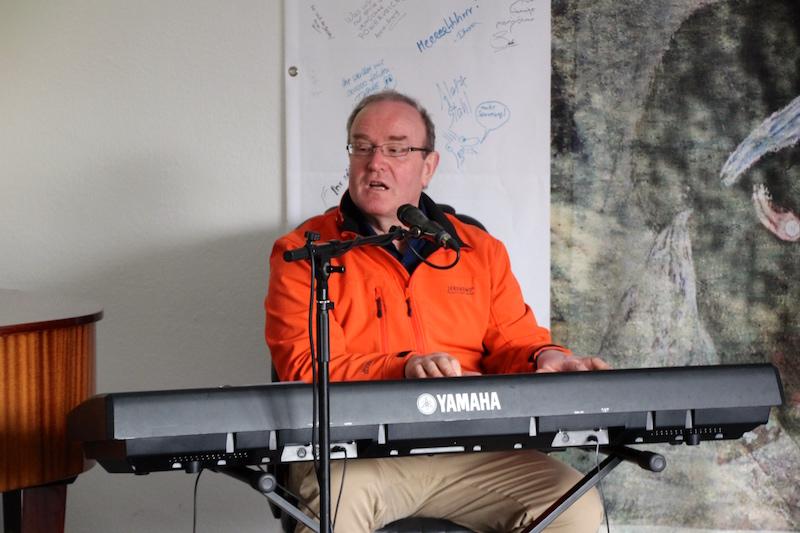 Gesangsausbildung POWERVOICE: Spaßrunde