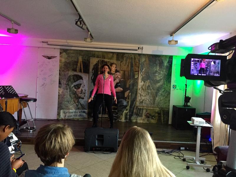 Gesangsausbildung POWERVOICE: Jana