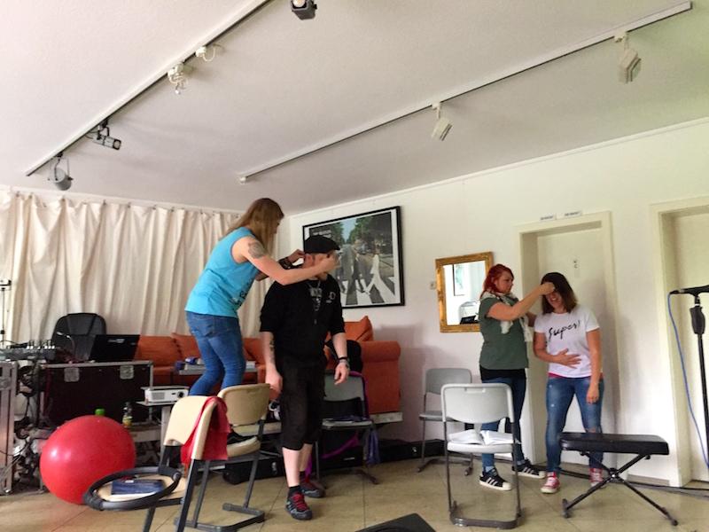 Ausbildung zum Vocalcoach: Juni 2017