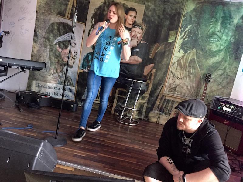 Ausbildung zum Vocalcoach: Juni 2017S