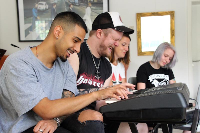 Ausbildung zum Vocalcoach: Juli 2017
