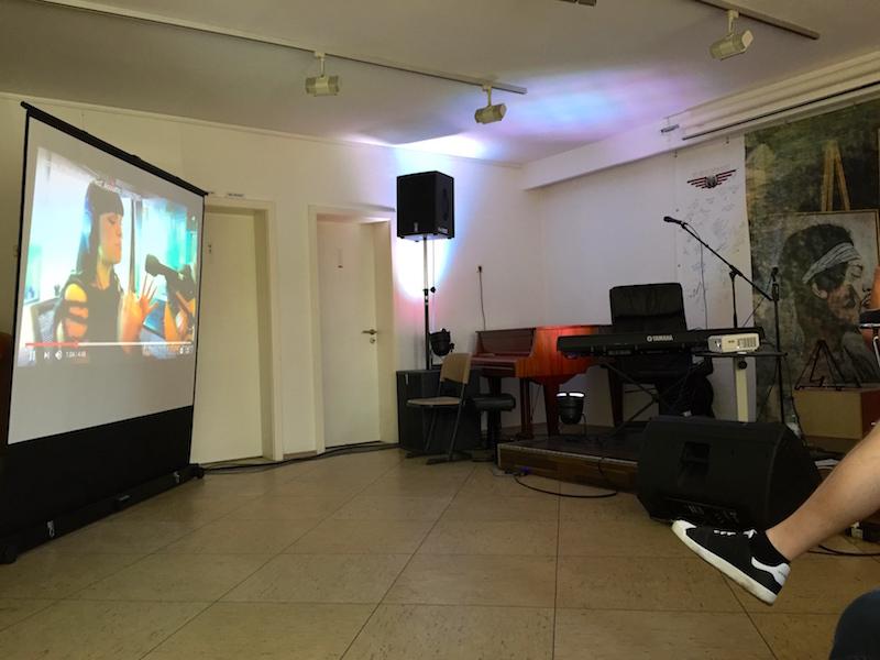 Ausbildung zum Vocalcoach: August 2017