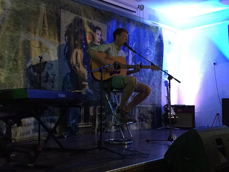 Gesangsausbildung: Juli 2017