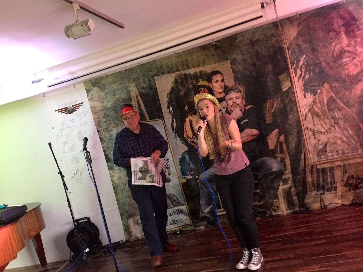 Teil 4/6 Gesangsausbildung – 4. Ausbildungseinheit vom 12.08. – 13.08.2017