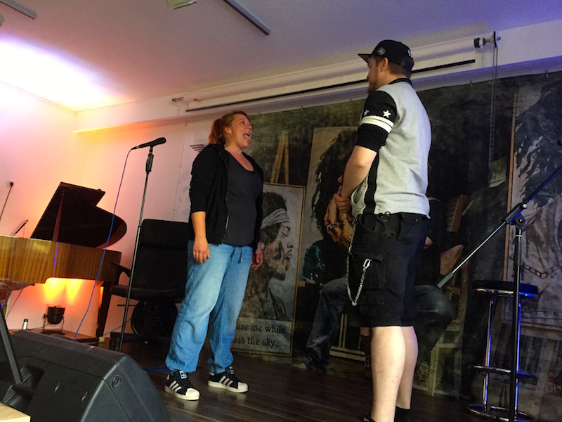 Ausbildung zum Vocalcoach: September 2017