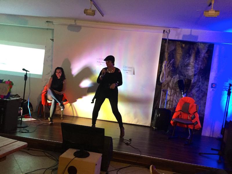 Abschlusskonzert: Sängerausbildung Mai - Oktober 2017