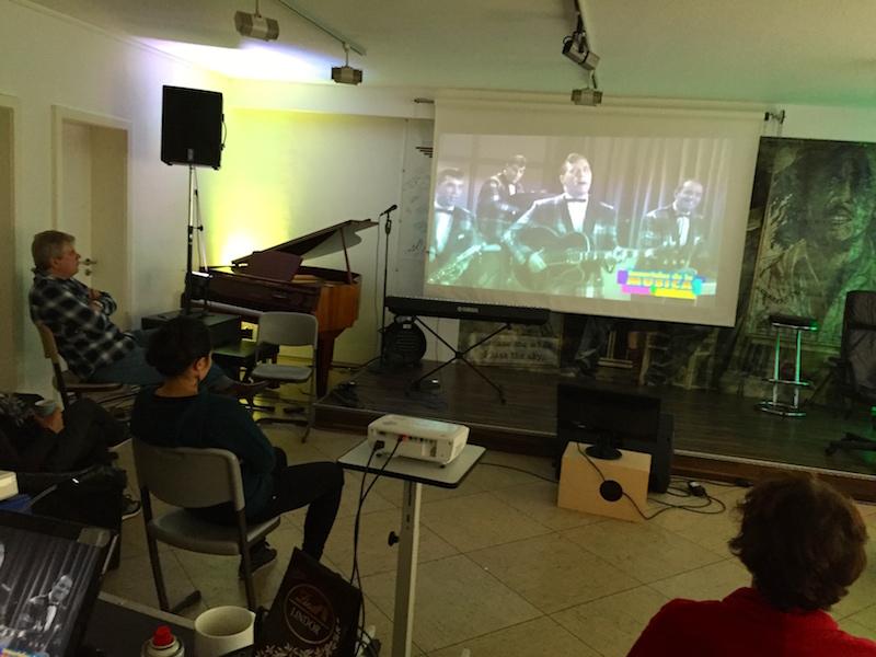 Gesangsausbildung: Rock´n´Roll der 50er und 60er Jahre